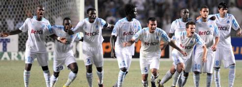 Marseille remporte<BR> le Trophée des champions