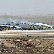Lufthansa : crash d'un avion cargo à Riyad