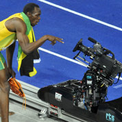 L'athlétisme a séduit le petit écran