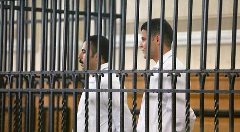 Les deux policiers mis en cause ont été entendus hier au palais de justice d'Alexandrie.