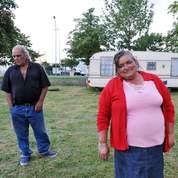 La gauche critique la réunion sur les Roms