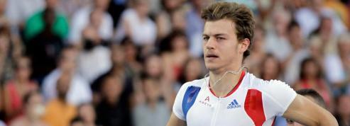 Christophe Lemaitre champion d'Europe du 100 mètres