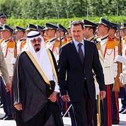 Assad et le roi d'Arabie au chevet du Liban
