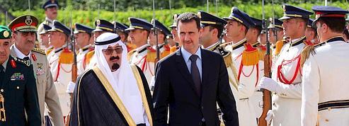 Le Syrien Assad et le roi d'Arabie au chevet du Liban