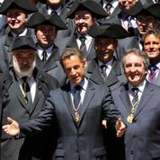 En Andorre, Sarkozy rode ses thèmes du G20
