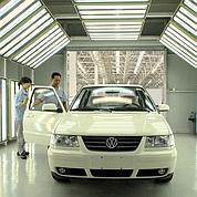 Les constructeurs auto se placent en Chine
