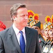 Cameron accuse de «traîtrise» le Pakistan