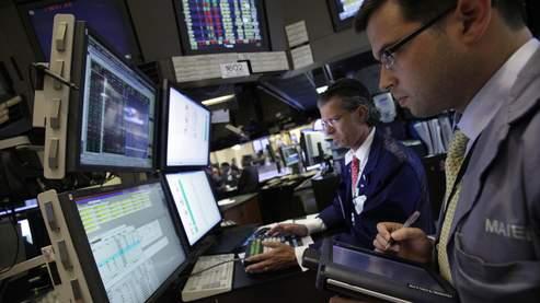 Wall Street a subi des prises de bénéfices