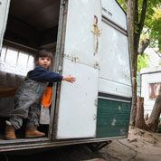 Roms et gens du voyage en France et en Europe
