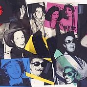 Où est le portrait de la muse de Warhol?