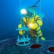 Mission de sauvetage pour sous-marin