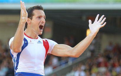 Renaud Lavillenie est devenu champion d'Europe du saut à la perche samedi soir à Barcelone