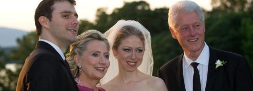 Les noces intimes de Chelsea Clinton