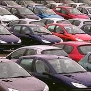 Le recul des ventes de voitures s'accentue