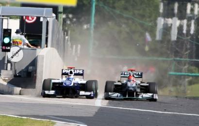 Schumacher est incorrigible