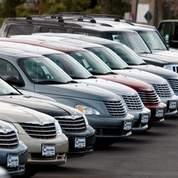 Auto : les ventes des «Big Three» grimpent