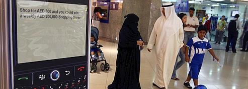 L'Arabie Saoudite bannit la messagerie du BlackBerry