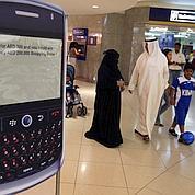 Coupure des BlackBerry saoudiens vendredi