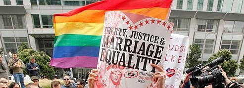 L'interdiction du mariage gay jugée illégale en Californie