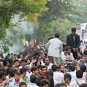 Explosion près du convoi d'Ahmadinejad