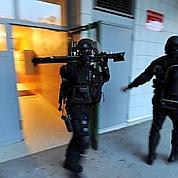 Descente de police à Grenoble