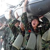 Les Corées prêtes à s'affronter en mer