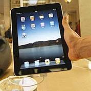 L'iPad, piraté en raison d'une faille de sécurité