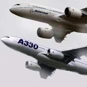 Airbus et Boeing au coude à coude