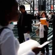 L'emploi américain à la peine