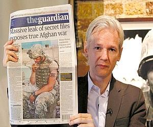 Le site Wikileaks a été créé en 2006 par l'Australien Julian Assange, et s'est spécialisé dans la diffusion de documents confidentiels.