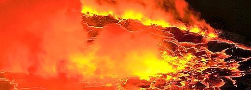Au cœur du Nyiragongo, rendez-vous avec le diable