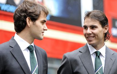Nadal-Federer en finale ?