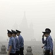 Incendies: doutes sur l'efficacité du Kremlin