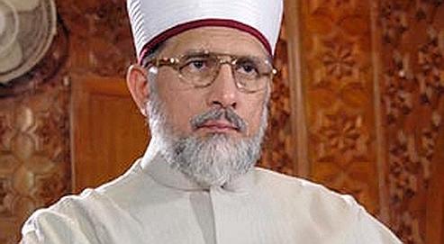 Le docteur Muhammad Tahir-ul-Qadri (photo) est à l'origine de cette initiative sans précédent dans le pays. Crédits photo : Minhaj-ul-Quran International, sous licence CC-BY-SA-3.0