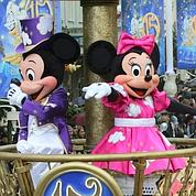 Les visiteurs ont dépensé chez Mickey