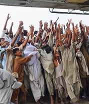MSF: «L'aide tarde à venirau Pakistan»