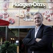 Häagen-Dazs ambitieux en France