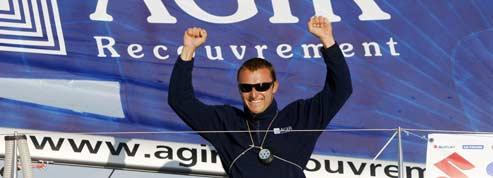 Solitaire du Figaro :<BR> Hardy s'offre la troisième étape