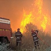 Incendie : un suspect avoue
