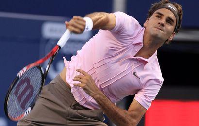 Nouveau record pour Federer