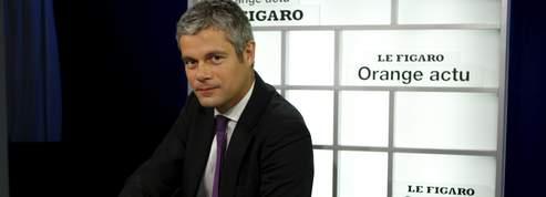 Laurent Wauquiez croit à une stabilisation de l'emploi