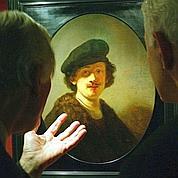 Rembrand, obsédé de l'autoportraitt