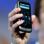 Smartphones : Google dépasse Apple