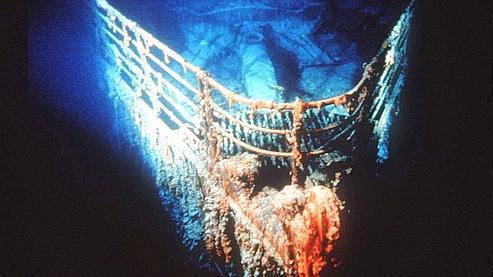 L'épave du Titanic a été découverte en 1985. Crédits photo : AP