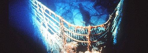 Une expédition sur l'épave du Titanic<br/>à suivre en direct sur Internet<br/>