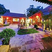 L'hôtel Courtyard 7 est une maison à cour carrée, ancienne et typique.