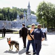 Enquête suite à l'alerte à la bombe à Lourdes