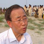 Pakistan: l'ONU peine à récolter des fonds