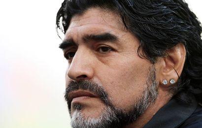 Maradona, le pari fou de Villa ?