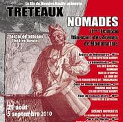 Tréteaux Nomades : le théâtre sous toutes ses formes
